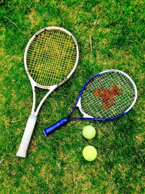 tenisu raketto erabikata