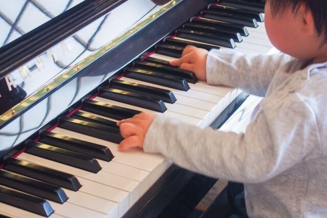 piano renshuu