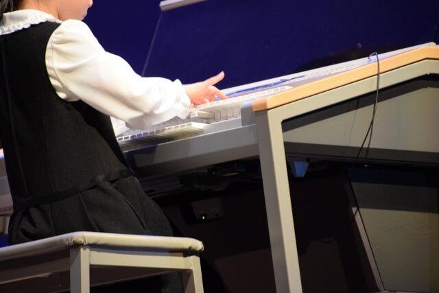 piano happyoukai kamigata kodomo kantan